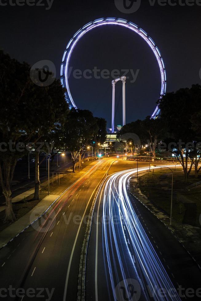 volantino di Singapore foto