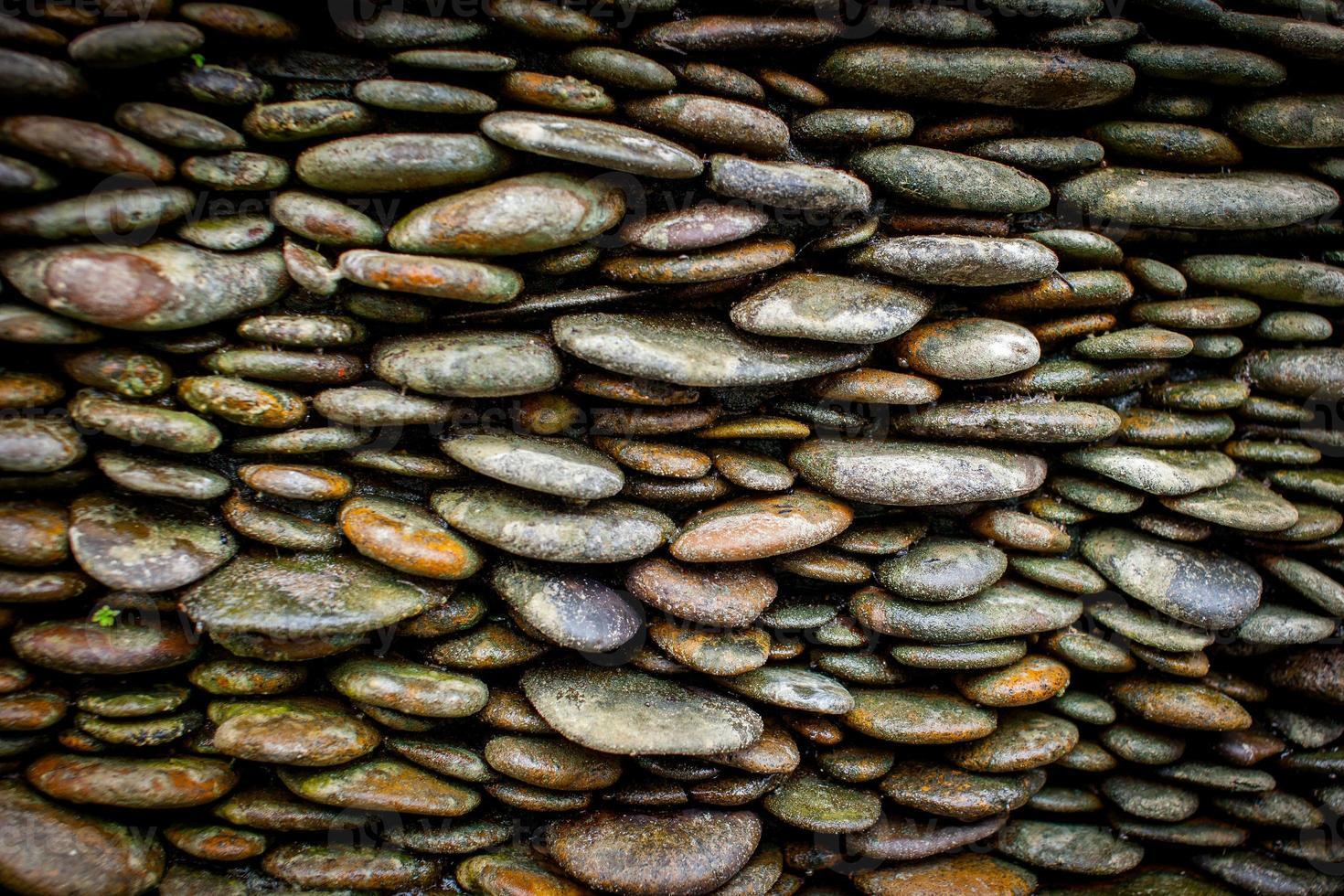 trama di sfondo roccia di pietra foto