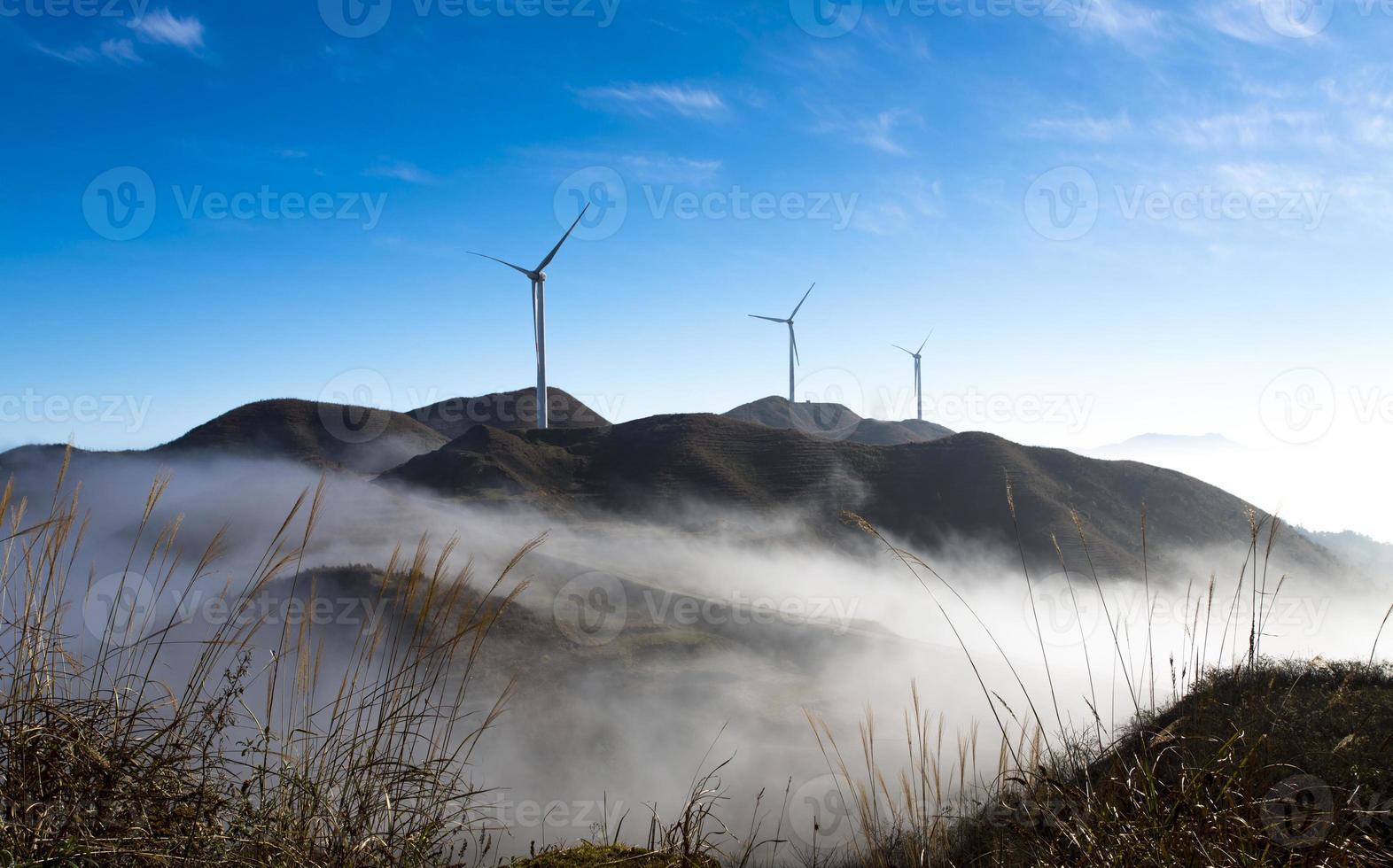 impianto eolico foto