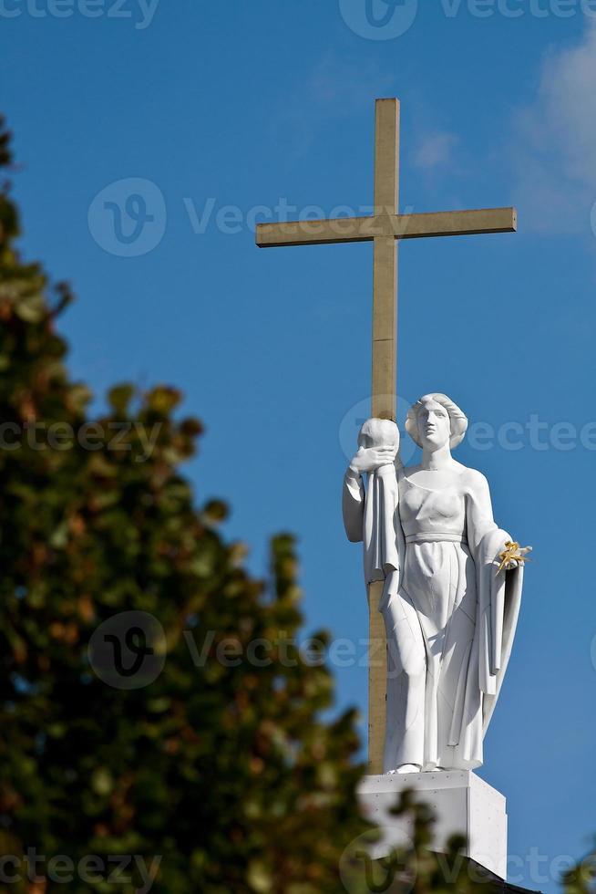 scultura religiosa foto