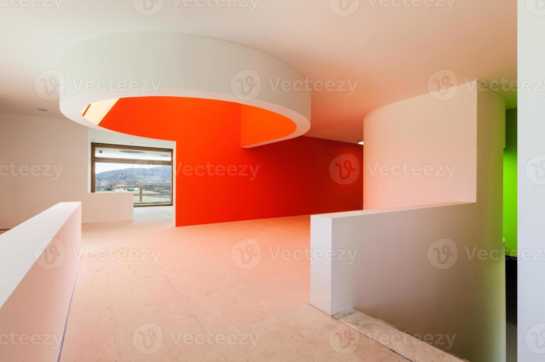 edificio interno, ampio salone foto