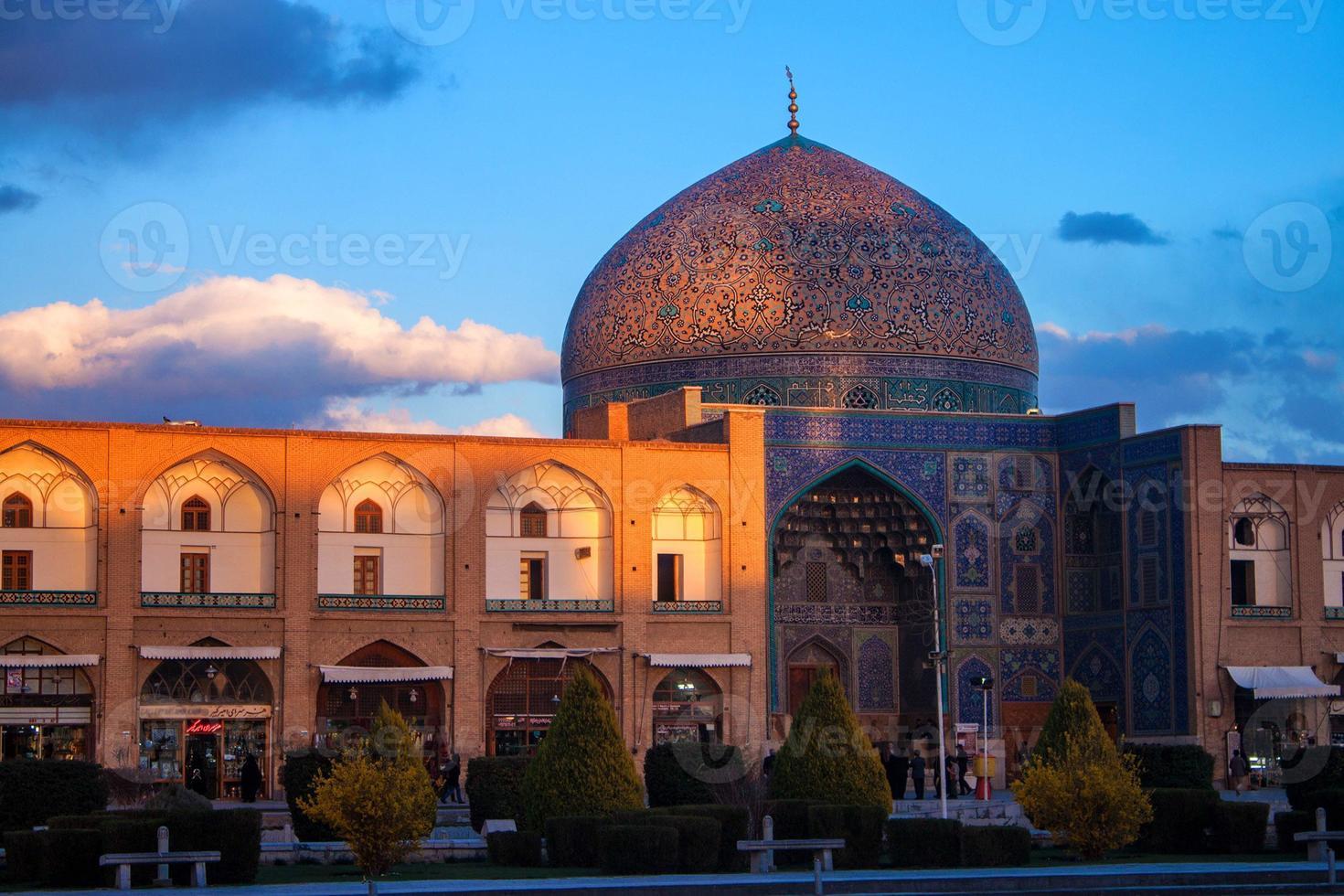 moschea dello sceicco lotfollah foto