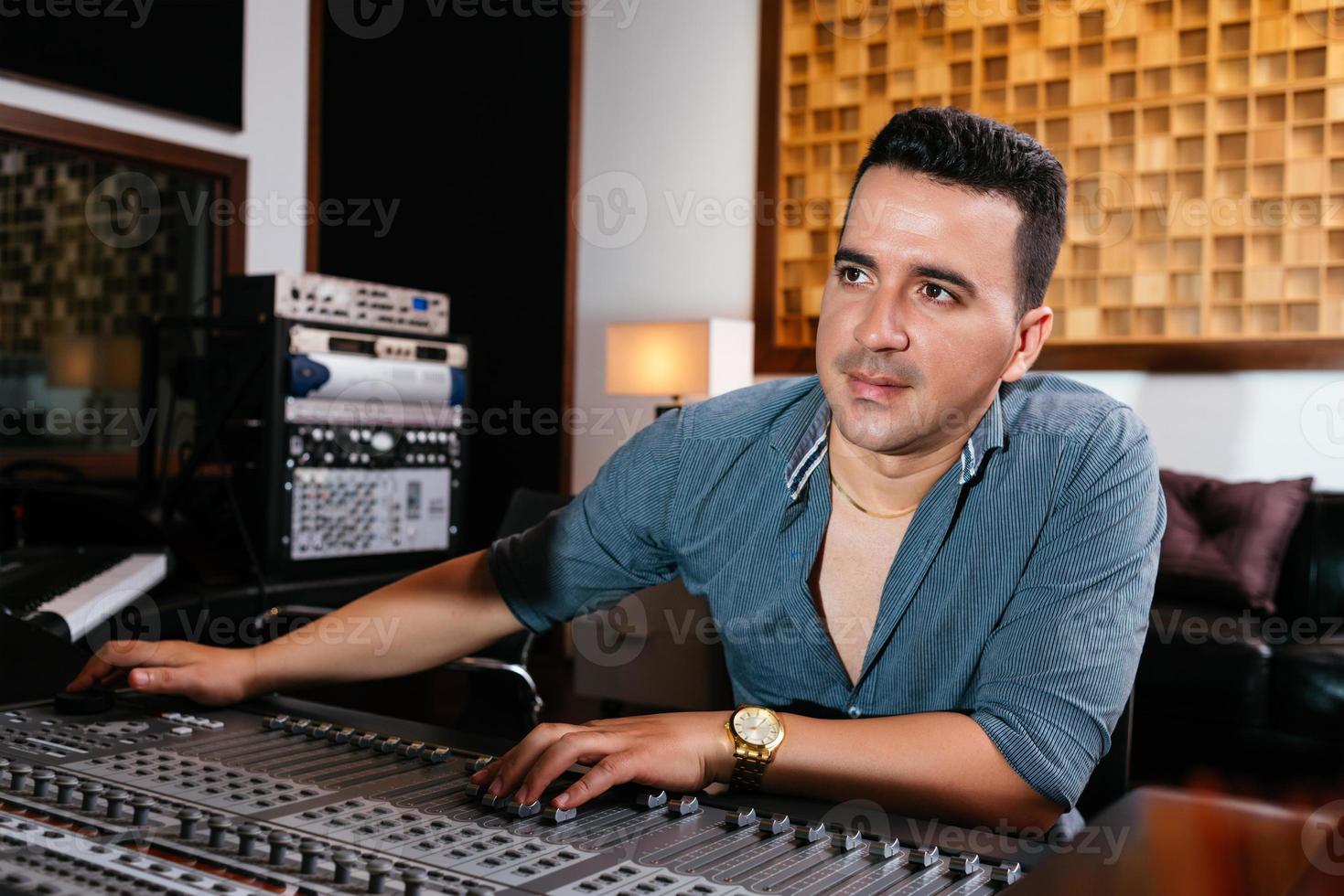 al mixer musicale foto