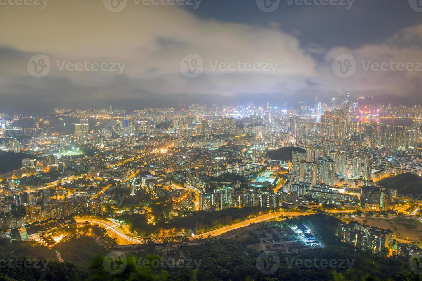 edificio di Hong Kong foto