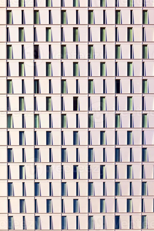 dettaglio del grattacielo foto