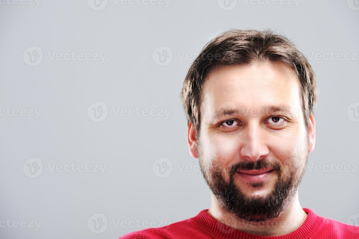 ritratto di giovane uomo foto