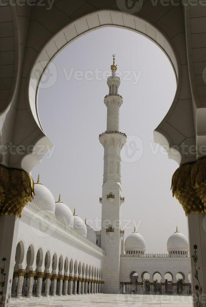 moschea sheik zayed foto
