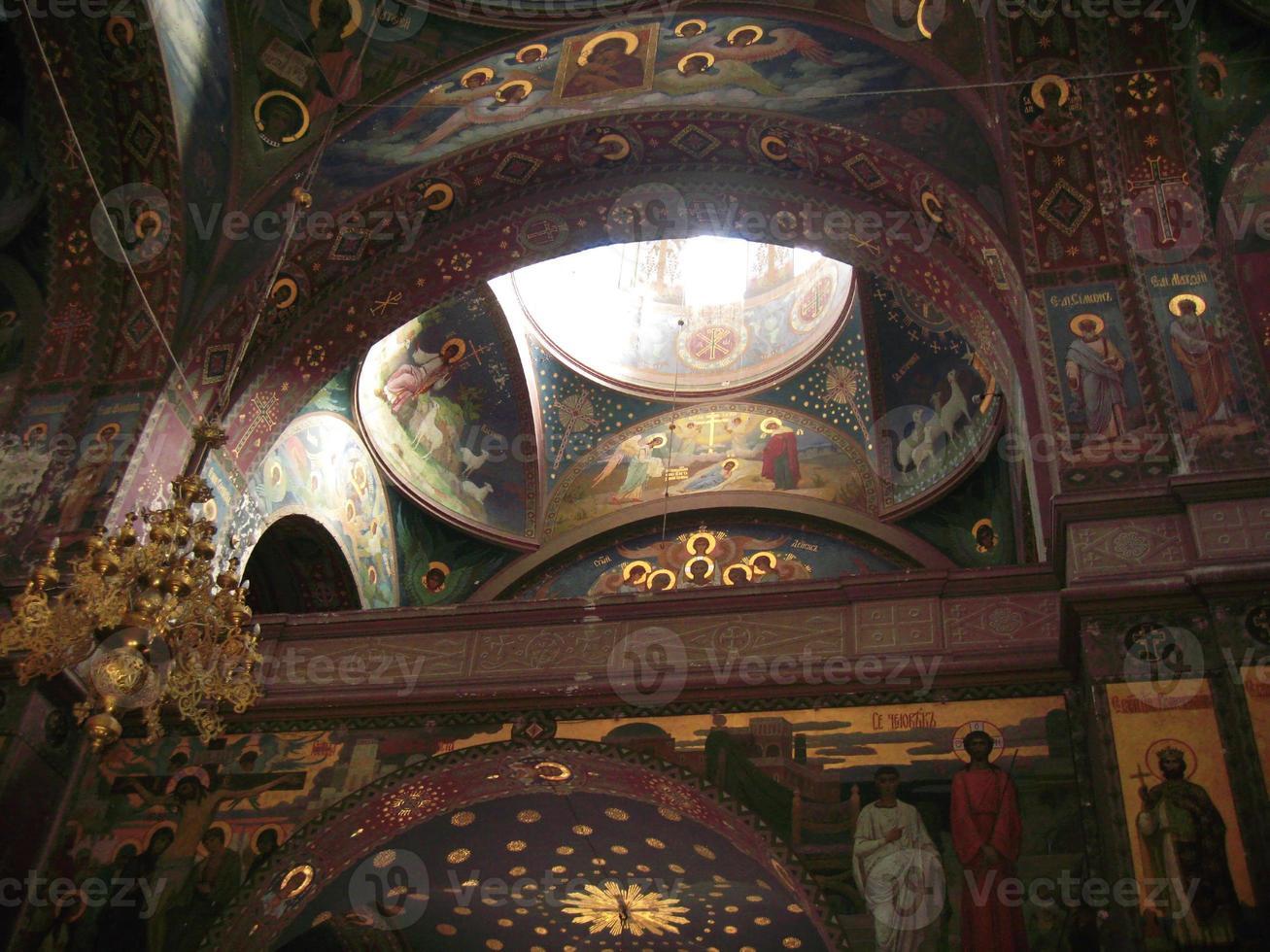 nuovo monastero di aphon. abkhazia foto