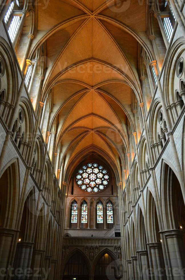 cattedrale di truro. foto