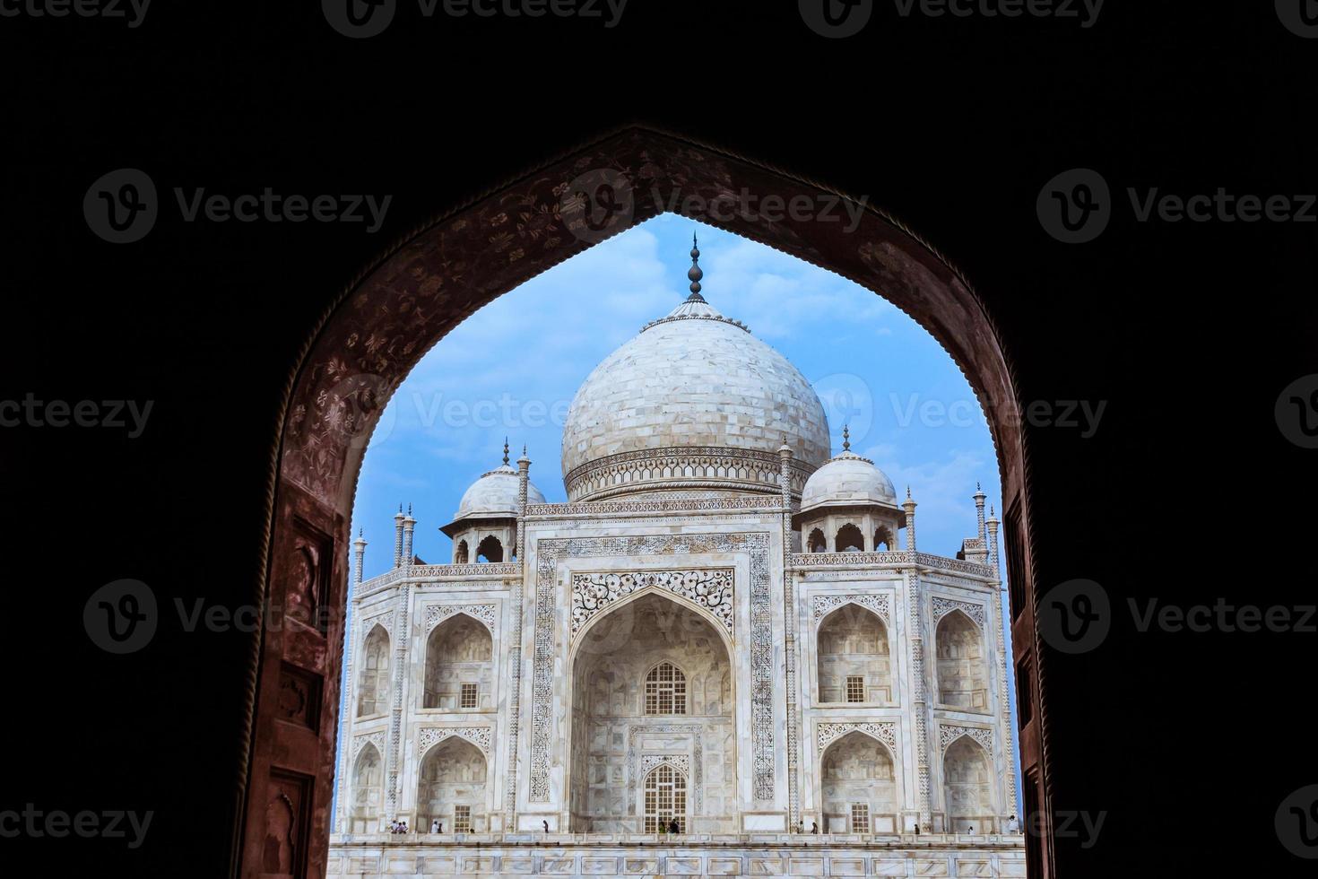 Taj Archway foto
