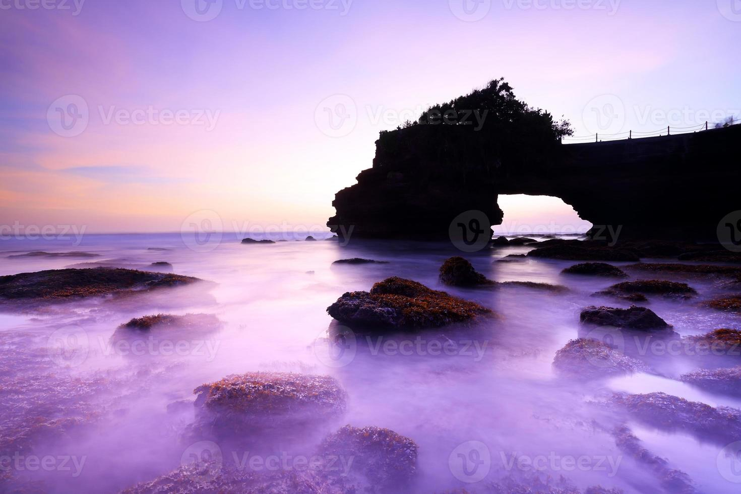 Tempio di Tanah Lot, Bali foto