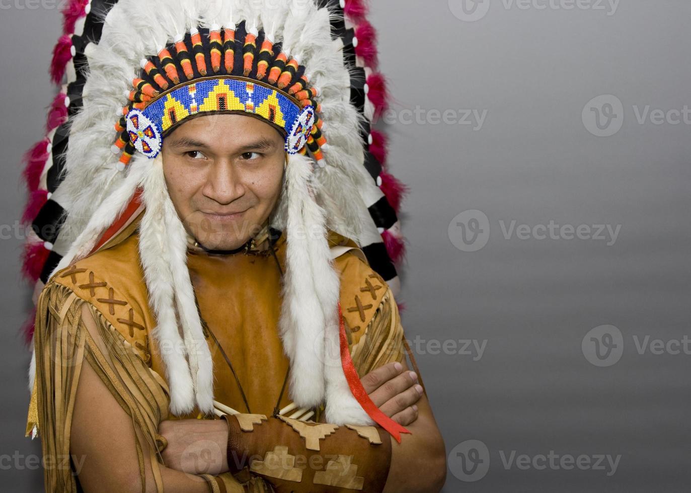 nativo americano foto
