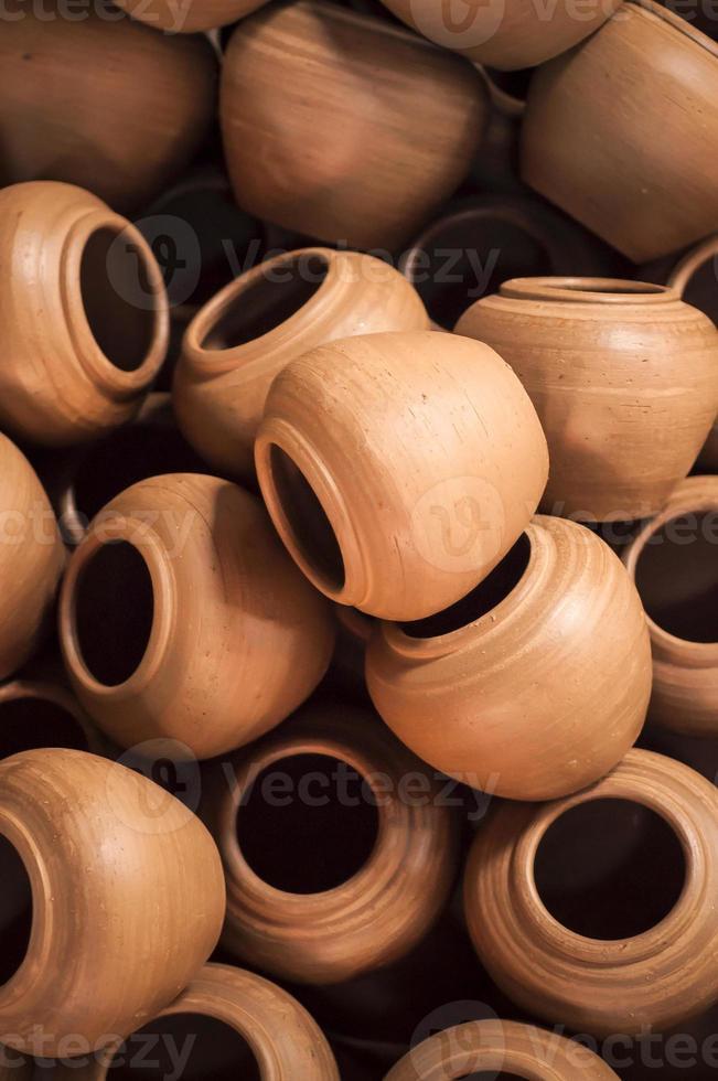 vaso di terracotta foto