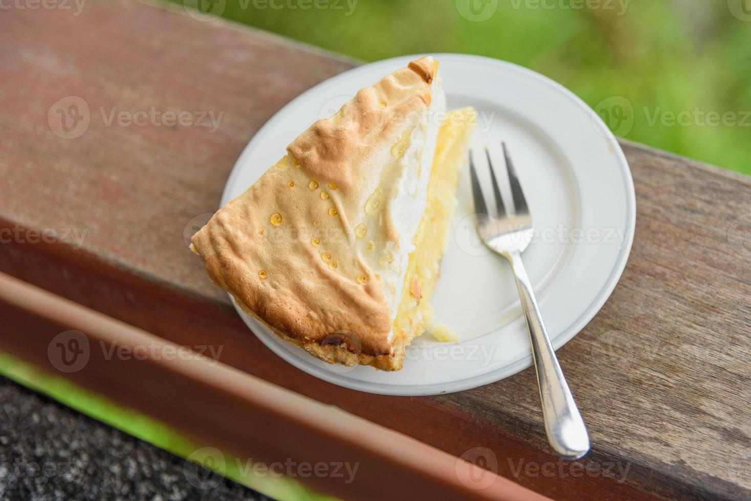 torta al cocco foto