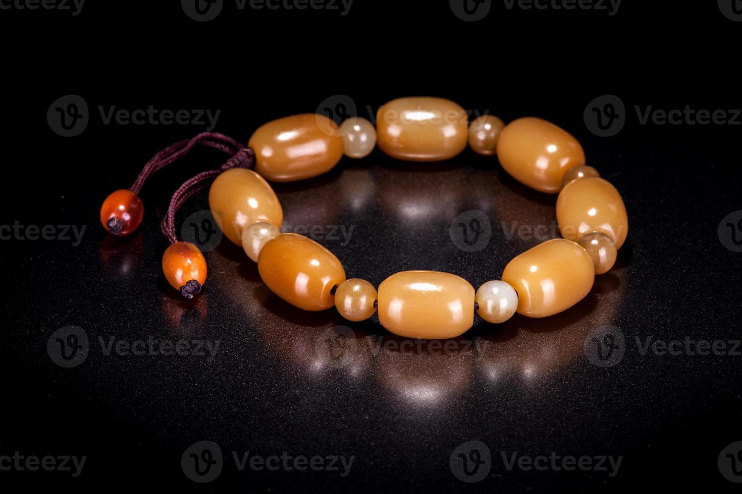 braccialetto di giada foto