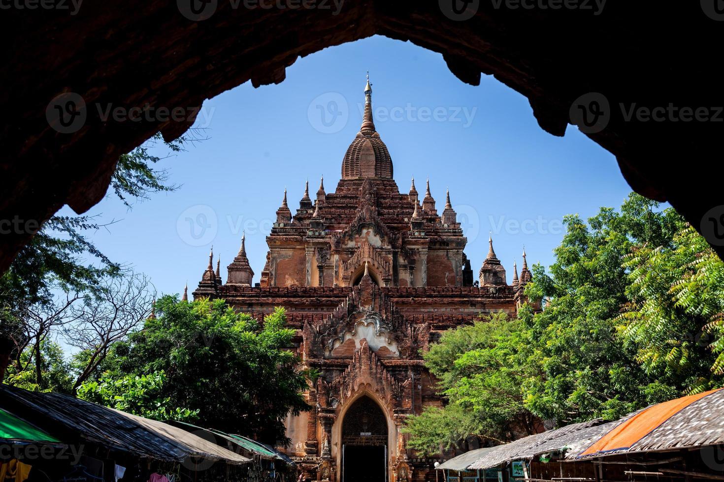 tempio shwegugyi foto