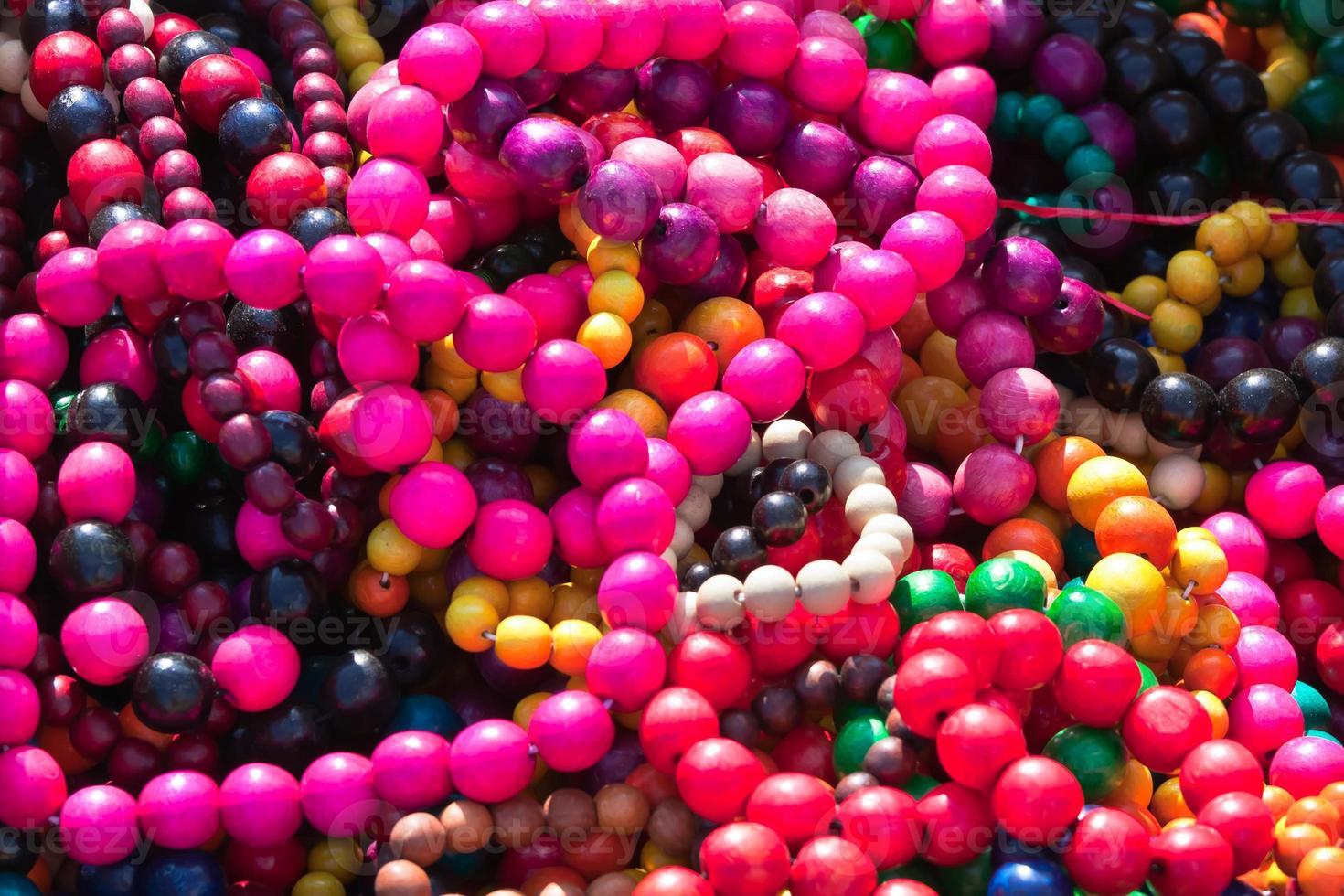 collana colorata pil foto