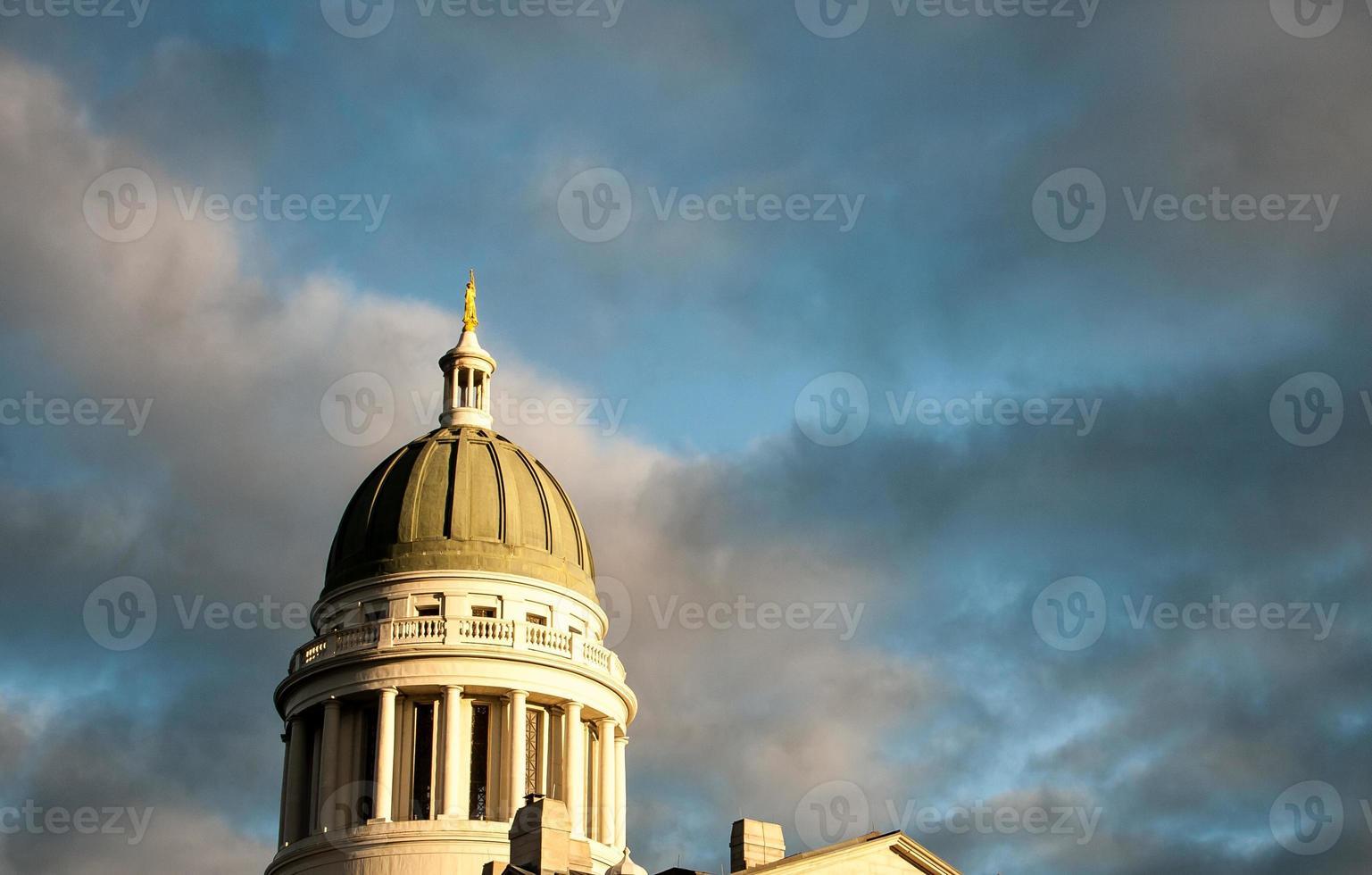 capitale dello stato augusta foto