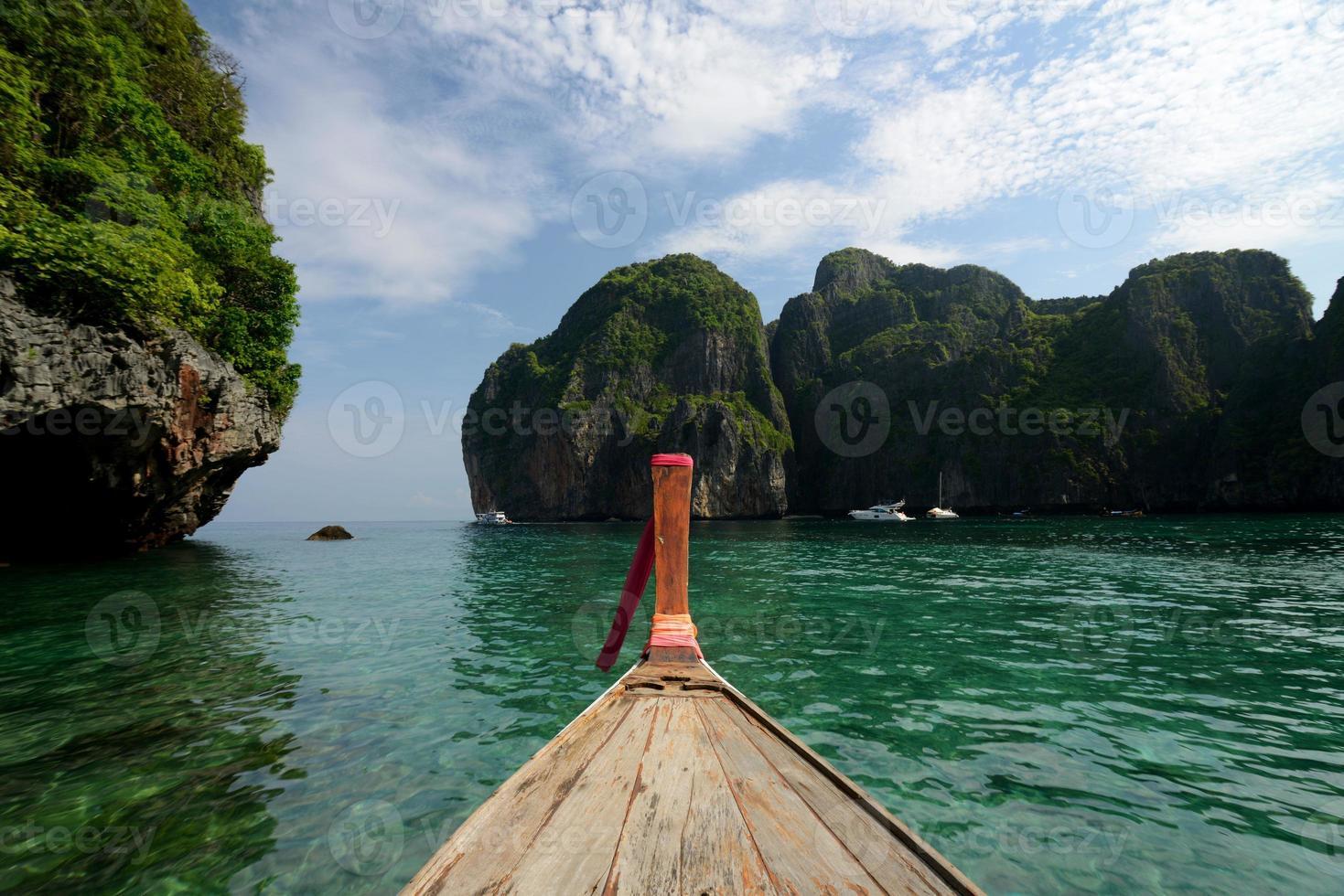 thailandia krabi phi phi island foto