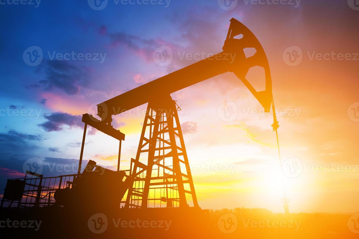 industria petrolifera foto
