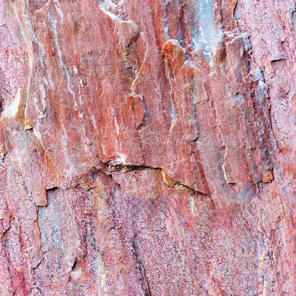 fondo ed estratto di pietra di marmo foto