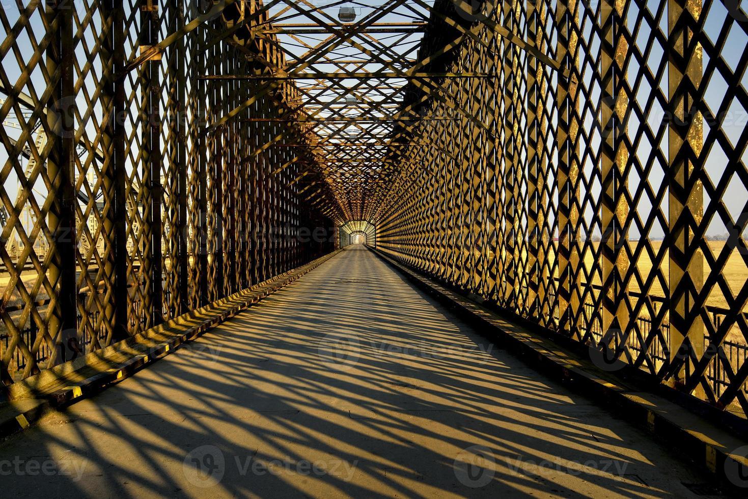 ponte di capriata foto