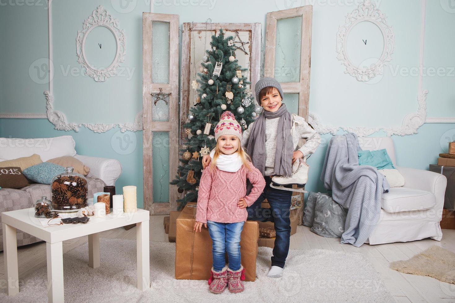 atmosfera natalizia foto