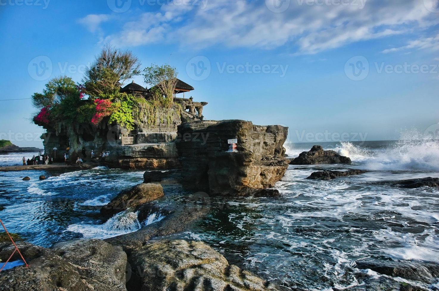 Tanah Lot Temple Bali foto