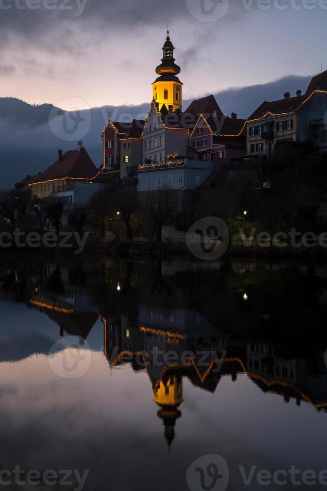 frohnleiten in stiria, austria foto