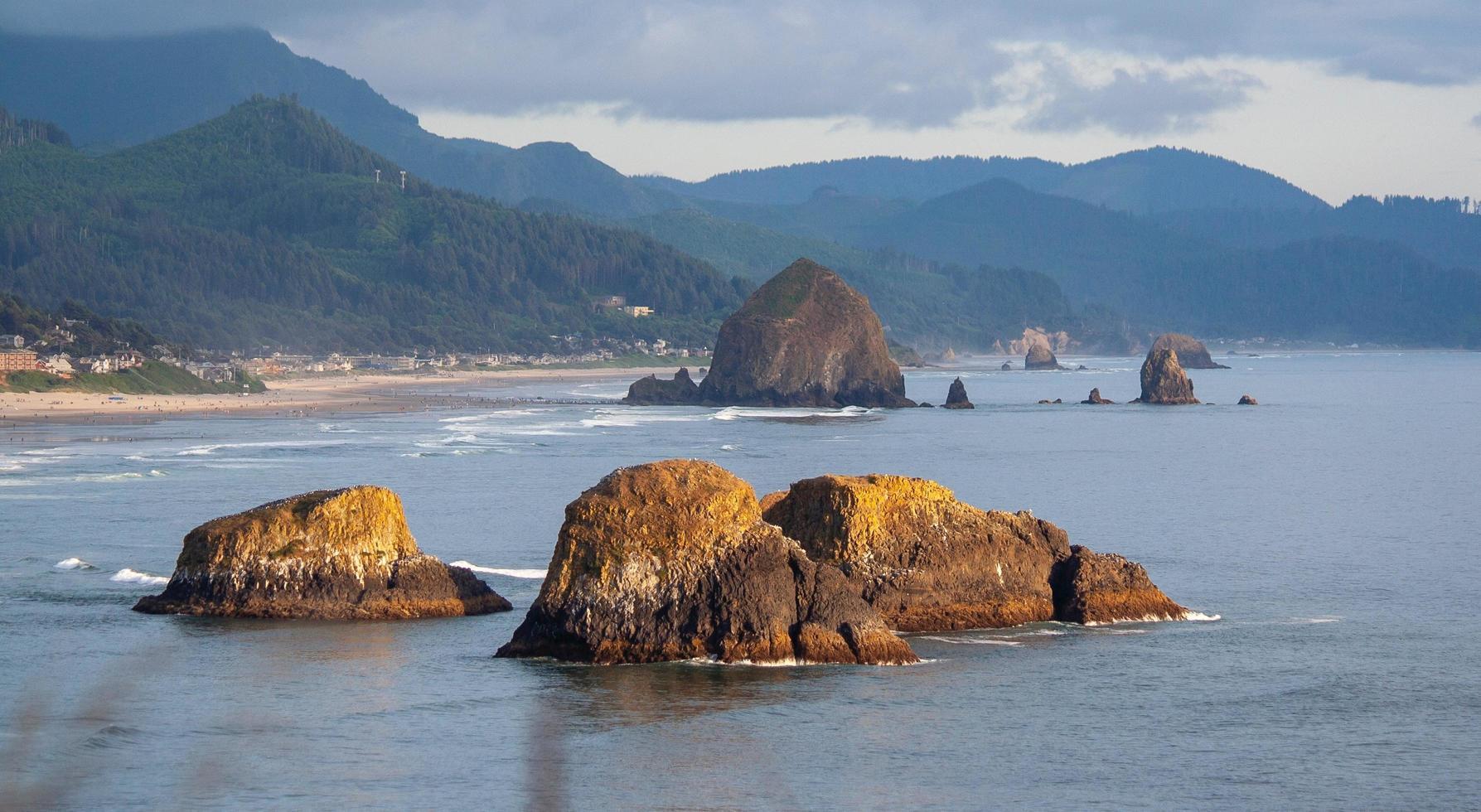 Cannon Beach Oregon foto