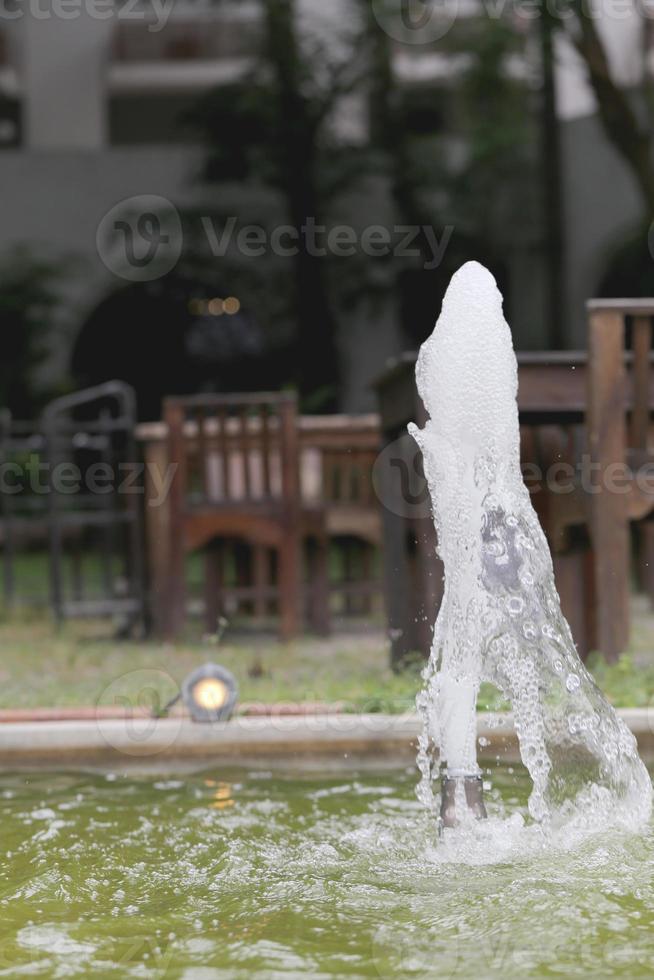 la fontana. foto