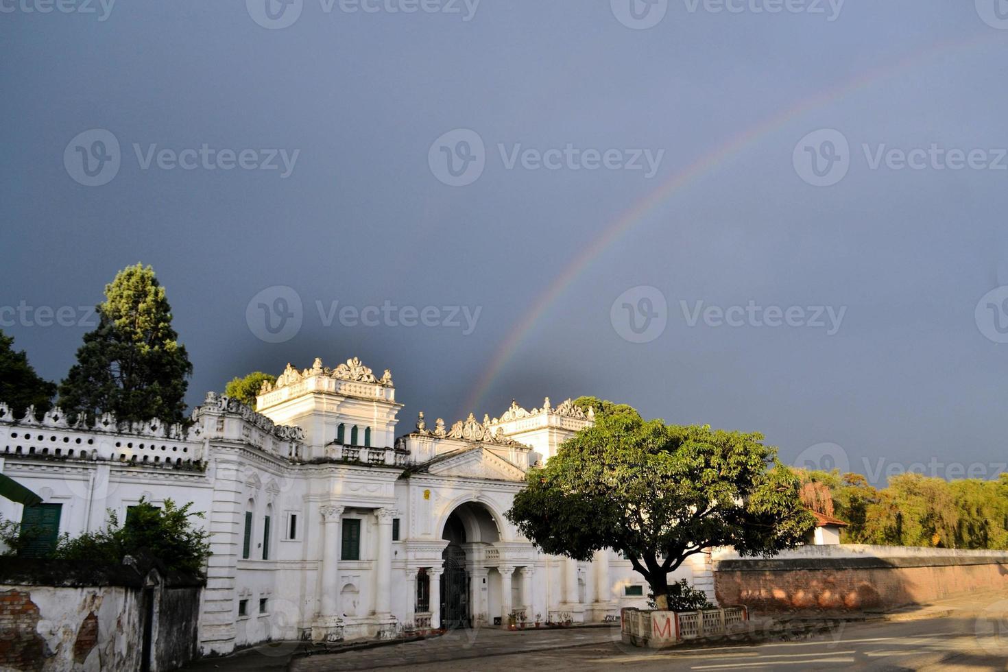 il palazzo reale del nepal narayanhity a kathmandu foto