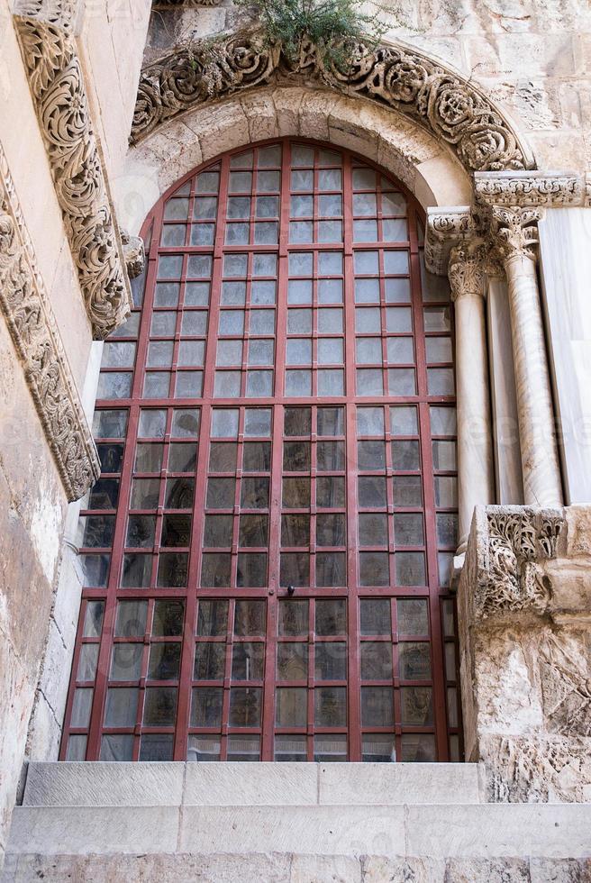 gerusalemme, chiesa del santo sepolcro foto