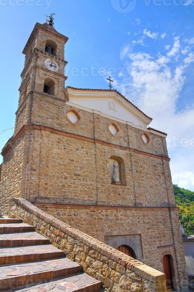 chiesa madre. Valsinni. basilicata. Italia. foto