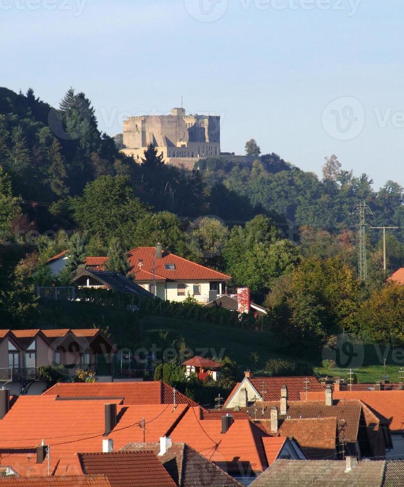 castello di hambach foto