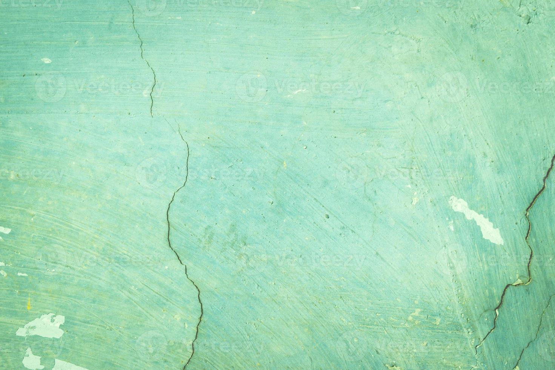 struttura del muro di cemento a vista blu foto