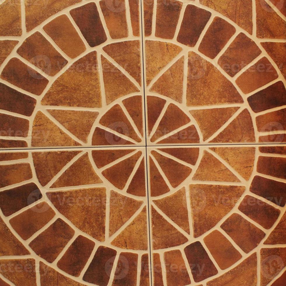 vecchio muro di mattoni architettonici texture di sfondo foto