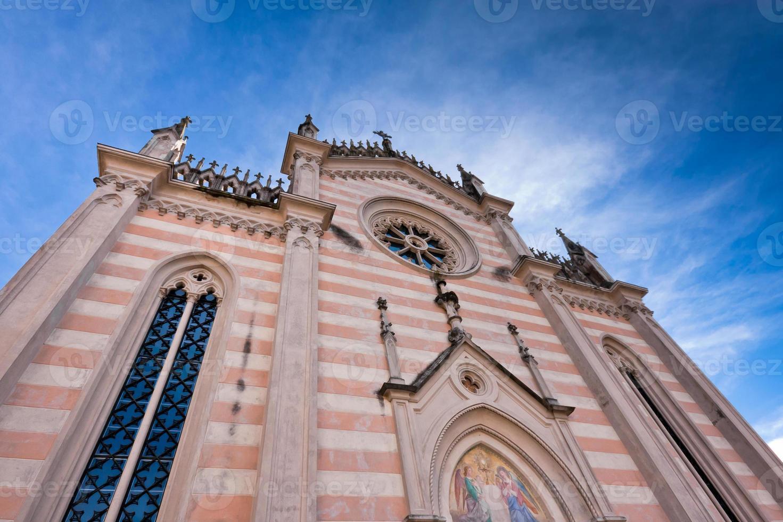 valvasone, la chiesa di san marco foto