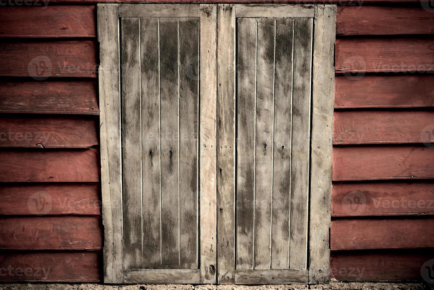 finestra del grunge foto