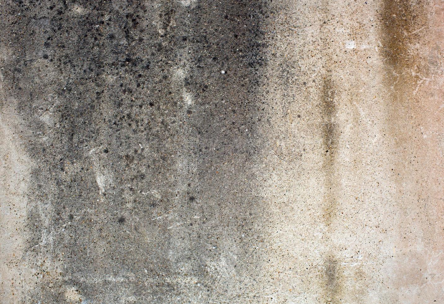 vecchio muro di cemento strutturato foto