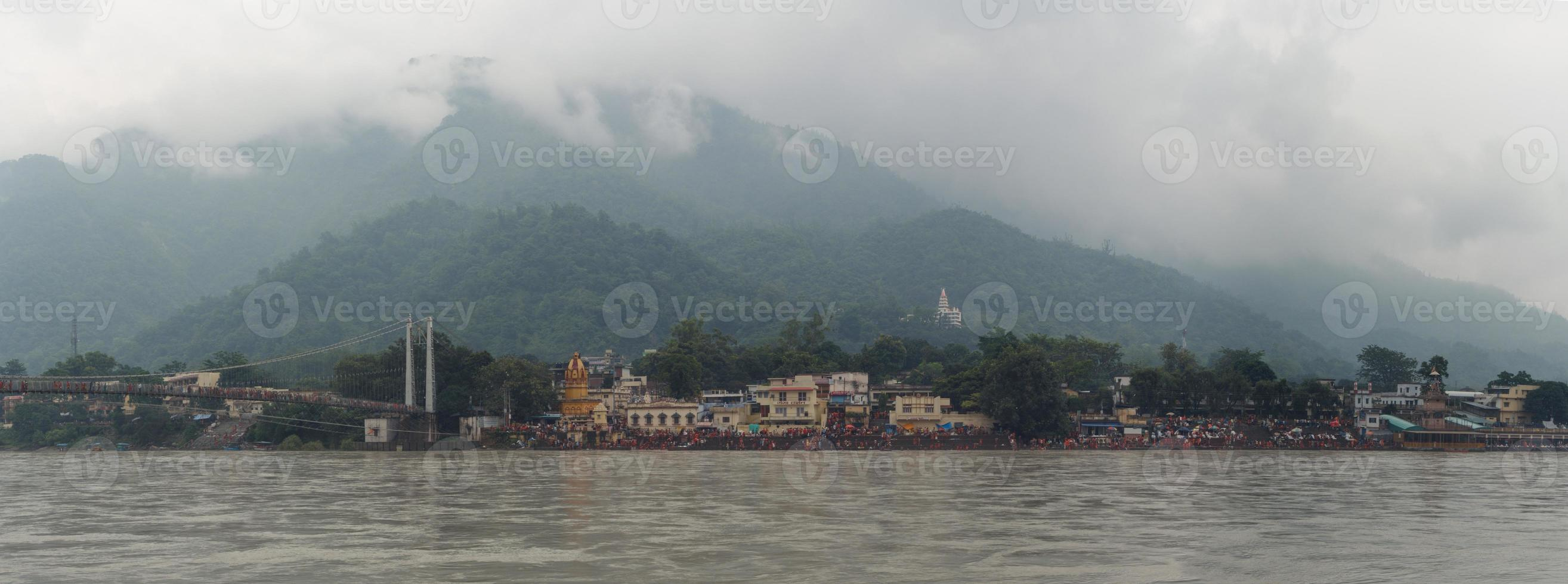 rishikesh, india foto