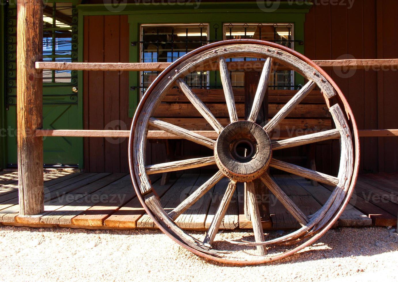 ruota del carro foto