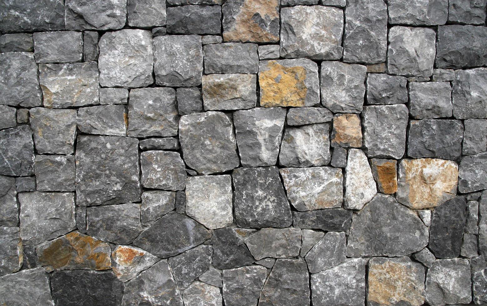 trama di muro di pietra foto