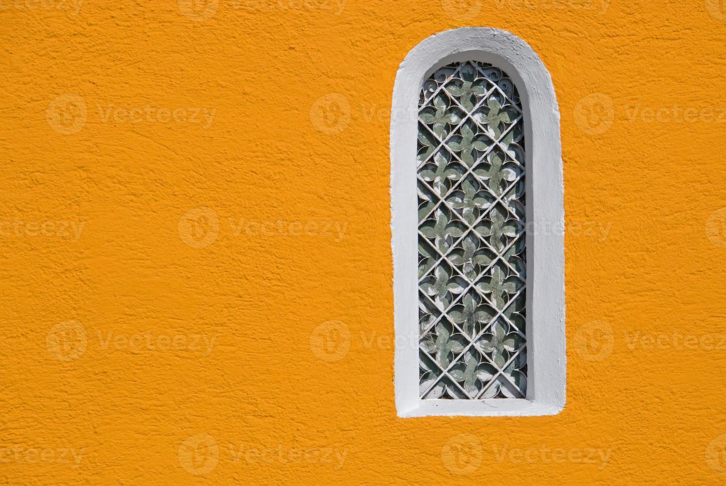 finestra della cappella foto