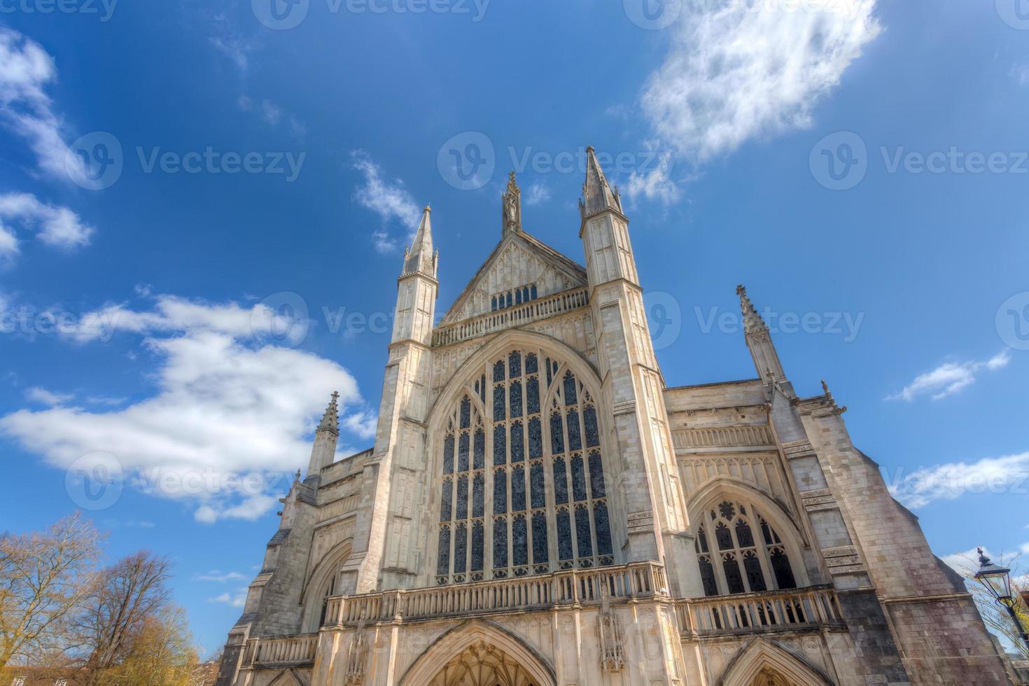cattedrale di Winchester foto
