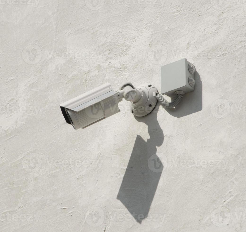 telecamera di sicurezza foto