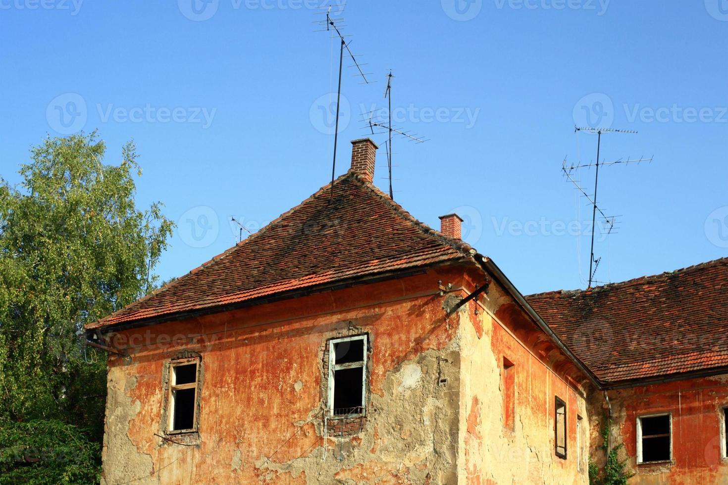 casa fatiscente foto