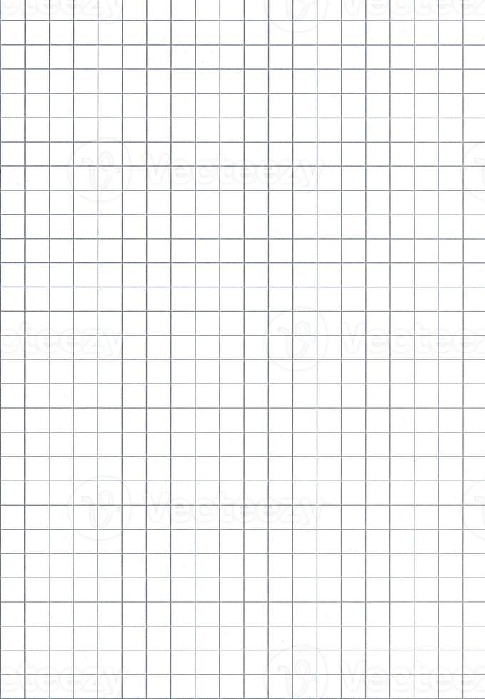 carta quadrettata foto