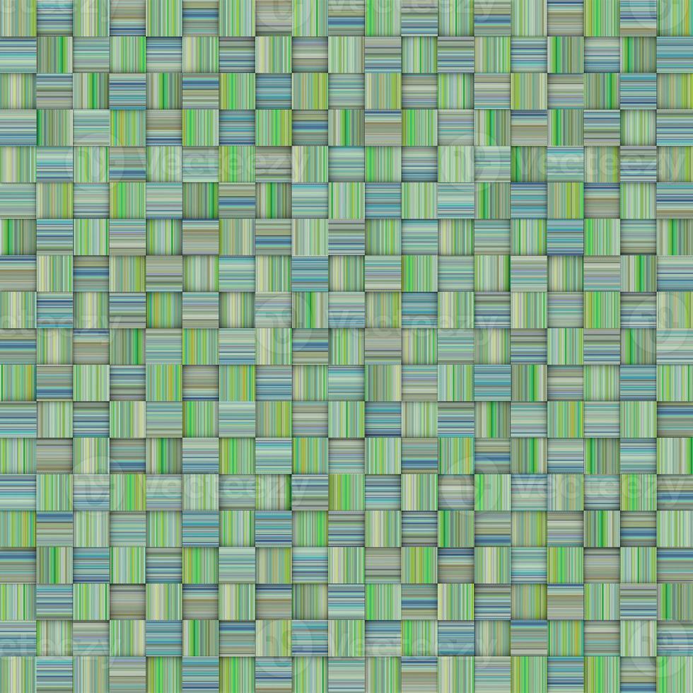 sfondo a strisce verde blu piastrellato mosaico foto