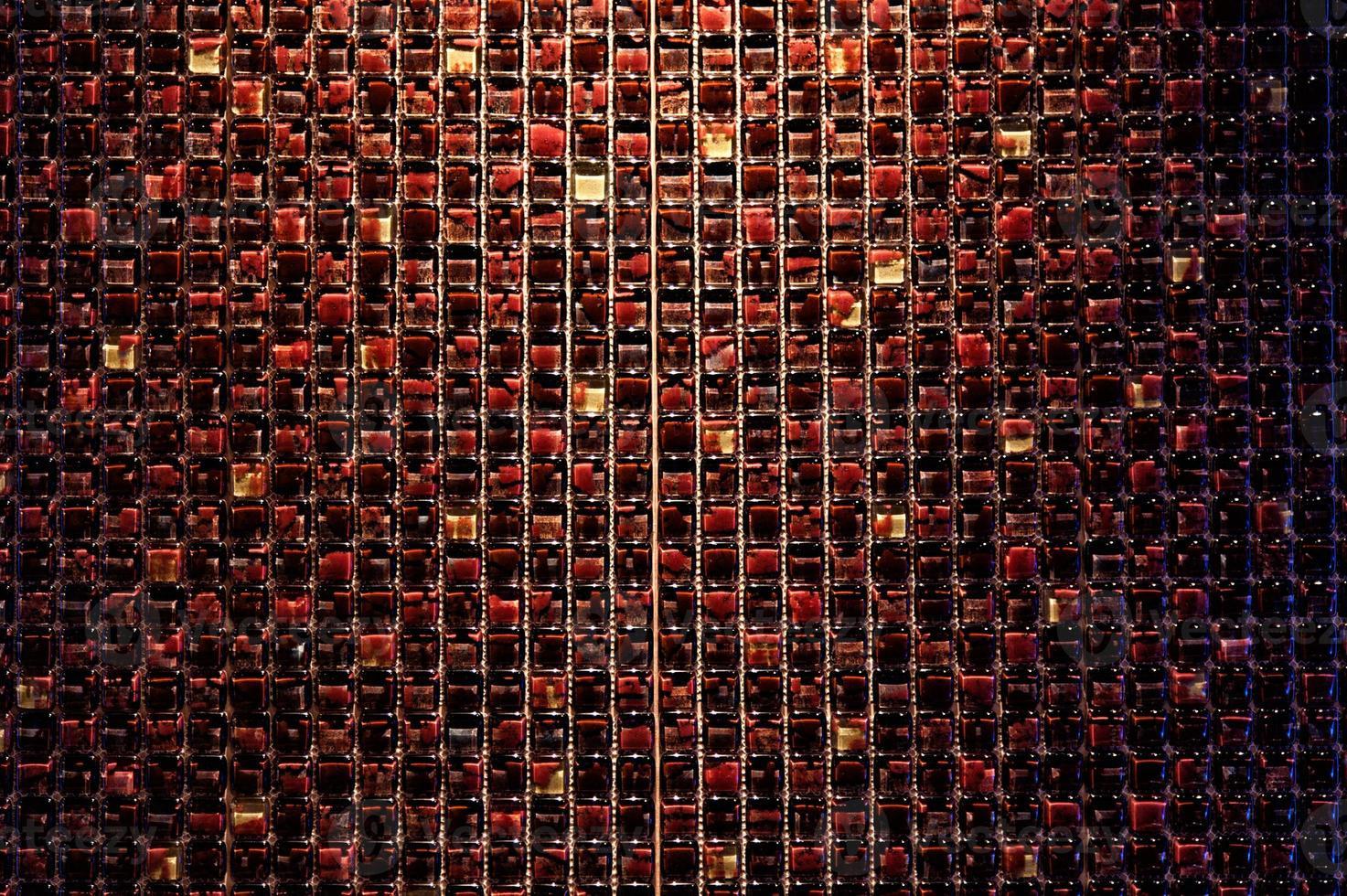sfondo astratto mosaico foto
